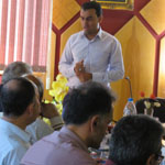 HSE Training for the Managers of Mazandaran Regional Electricity Company  by the experts of Gam Ind. Co.