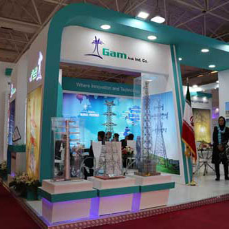 Gam proud presence in 17th Iran International Electricity Exhibition (IEE)